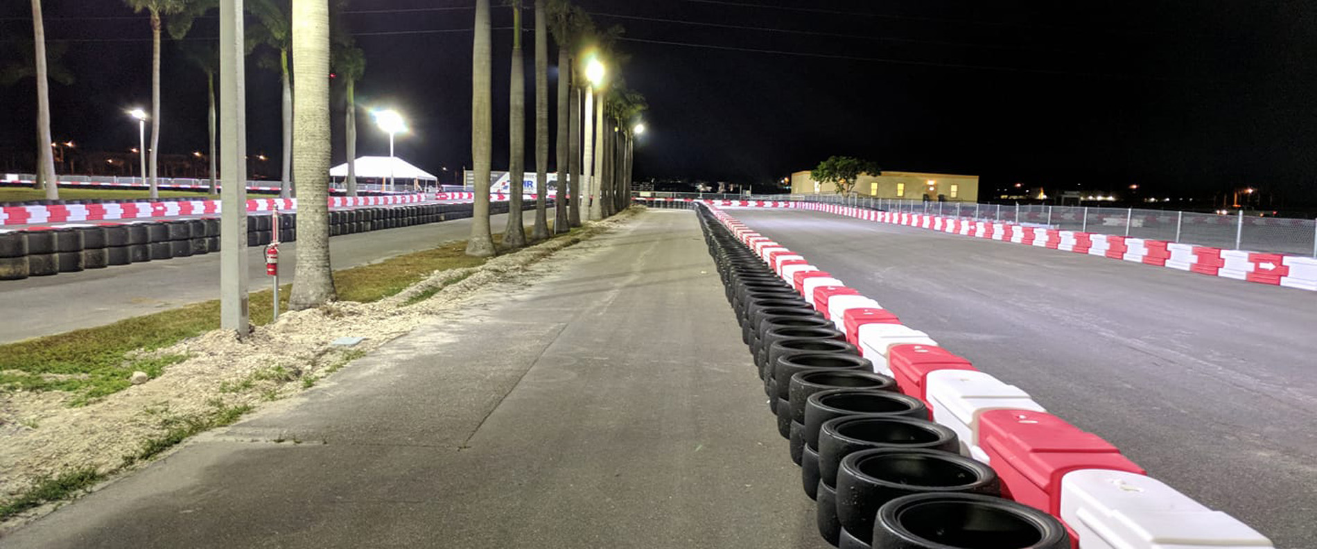 45 MPH Night Karting Now Available!