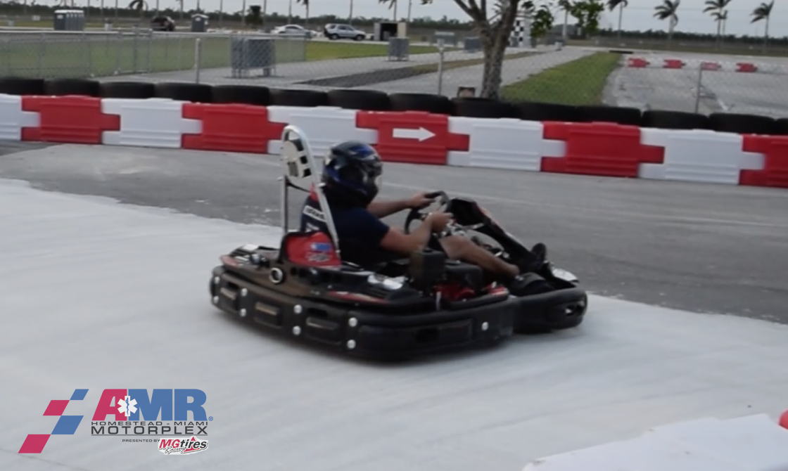 Racing At AMR Motorplex